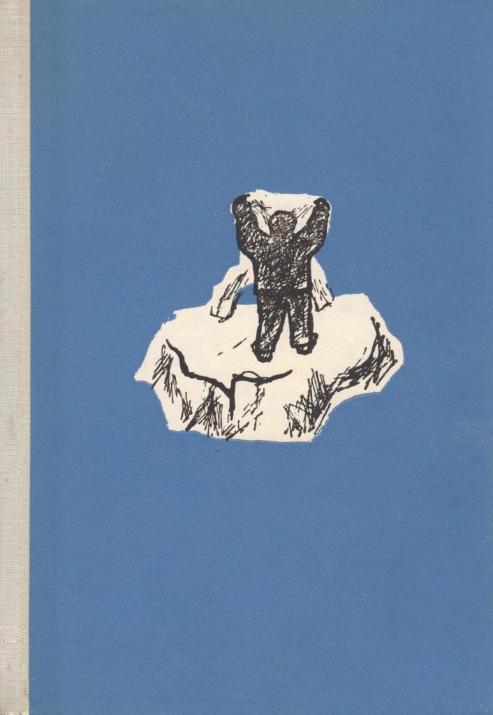 1963 - Самотникът от ледената пустиня - корица