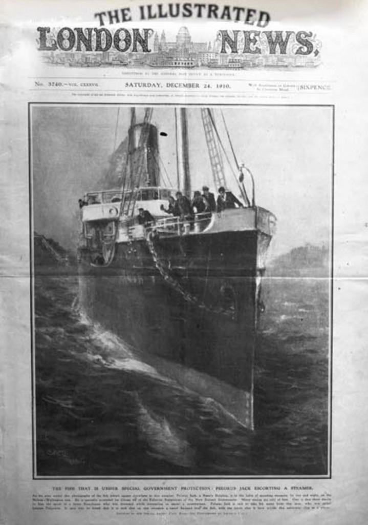 The Illustarted London News, 24.12.1910